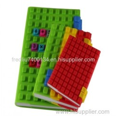 Patent factory wholesale lego notepad
