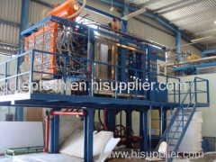 EPS-Verpackungsform-Formmaschine eps Fischkastenmaschine