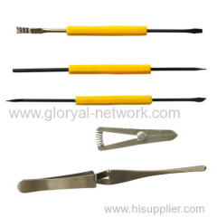 Good quality 5pcs help iron tool