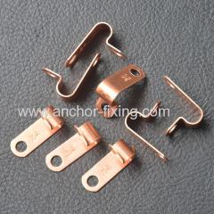 Cable P Clip Bare Copper to clip the cable wire