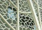 Facade Ceiling / Wall Cladding 2mm / 3mm Aluminium Sheet Perforated Aluminium Sheets