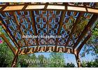 Punched / Perforated Aluminum Panels / sheets for Building Construction
