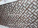 Wall Cladding / Metal Roof Aluminum Building Panels 4mm Aluminium Sheet