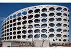Fabricated System Aluminium Cladding Panels