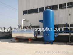 tanque de pressão aço inox tanque de ar comprimido de pressão alta