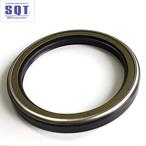 Excavator mechanical shaft seal