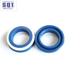 Excavator piston seal manufacture