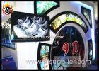 Amazing 4D Movie Theater with More Special Effect Machines