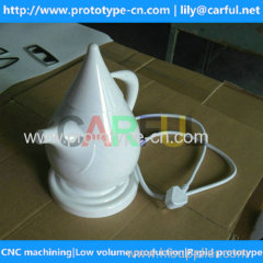 custom 3D printing service of metal and plastic parts with steady quality