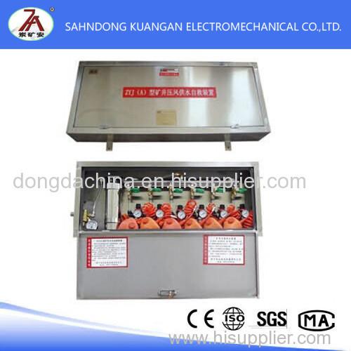 ZYJ (C) mine air pressure self-help devices