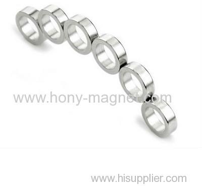 powerful neodymium ring magnet for stepper motor