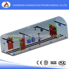 Mining Electrical wind door