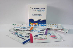 Kamagra Oral Jelly Sex Products 100mg*7pieces/box
