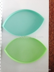 Small Leaf Shape Plastic Fruit Plate
