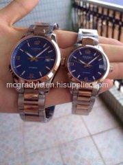 Longiines Lovers Replica horloge Fashion Design Conquest Classic