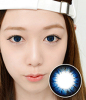 MI Circle Color Blue toric contact lenses