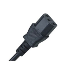 IEC60320 C13 TO C14 connector