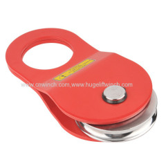 10T heavy duty snatch block with Grease Nipple