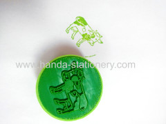 hot sell and lovely animal EVA Foam Sticker plastic STAMP eva stamp