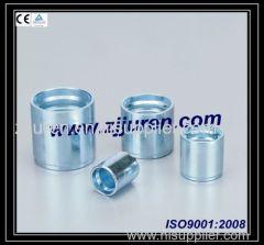Hydraulic Hose Fitting Ferrule for Teflon Hose 00710