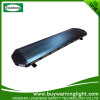 High power super slim police LED lightbar