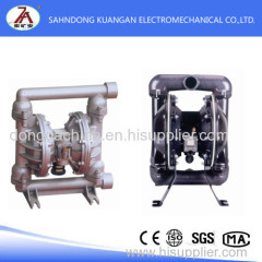 Mining pump pneumatic diaphragm pump