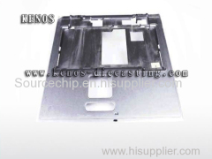 Notebook computer magnesium alloy die casting