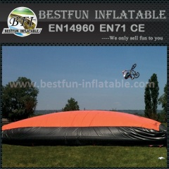 Snow Freestyle Airbag Factory Inflatable Airbag