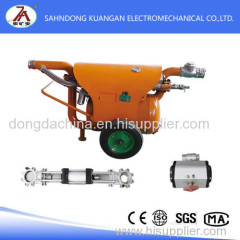 Coal mining pneumatic desilting sewage pump with best quality