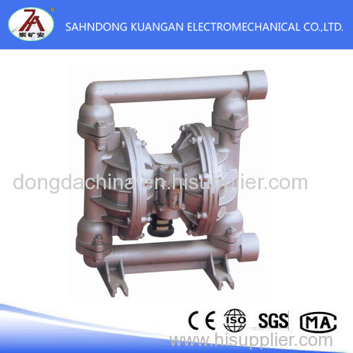 American type pneumatic diaphragm pump