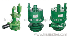 Hot Export FQW Mine pneumatic submersible pump