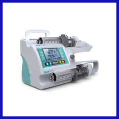 Target control injection pump