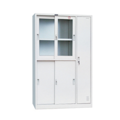 gym multi door metal locker cabinet