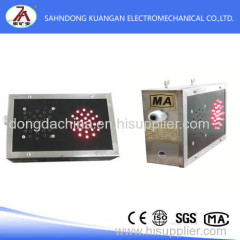 mine intrinsically safe sound and light alarm box