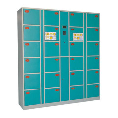 coin operated cell phone charging station electronic locker price for wholesales