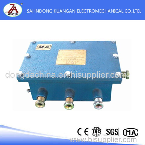 KDW127/12 mining explosion-proof and intrinsically safety DC voltage regulated power