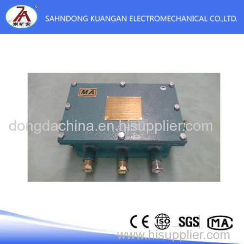 DC voltage regulated power
