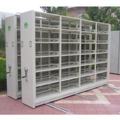 Metal furniture/mobile shelves/steel movable office hanging file cabinet