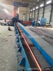 hollow drill steel bars