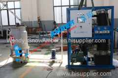 Commerical CE approved 1ton tube ice making machine for hotel/Bar