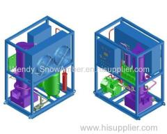 3ton 5 Tons Tube Ice Machine with adjustable thickness