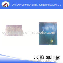 Mine wear resistant steel plate