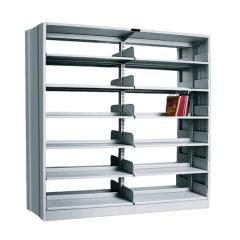 Folding Wood Book shelves ,Steel Library Bookshelf Design