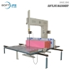 Vertical Cutting Machinery for Polyurethane