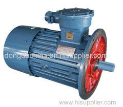 YBB series mining flameproof three-phase asynchronous motor