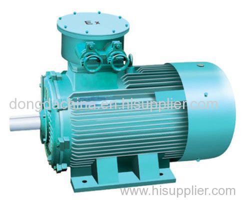 Hot Export YBK2 Series flameproof three-phase asynchronous motor