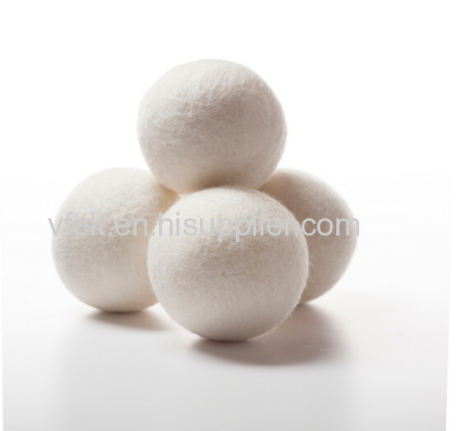 Durable wool balls on sale
