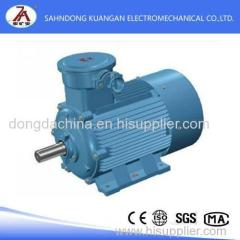 YBK2 Series flameproof three-phase asynchronous motor from China