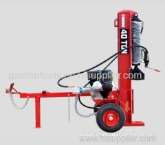 log splitter gasoline engine