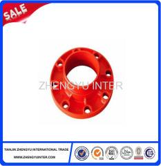EU standard grey iron pipe clamp OEM